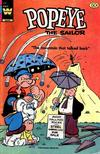 Cover for Popeye the Sailor (Western, 1978 series) #170