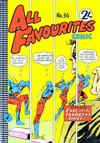 Cover for All Favourites Comic (K. G. Murray, 1960 series) #36