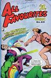 Cover for All Favourites Comic (K. G. Murray, 1960 series) #63
