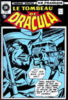 Cover for Le Tombeau de Dracula (Editions Héritage, 1973 series) #2