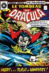 Cover for Le Tombeau de Dracula (Editions Héritage, 1973 series) #5