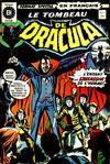 Cover for Le Tombeau de Dracula (Editions Héritage, 1973 series) #7