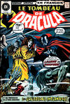 Cover for Le Tombeau de Dracula (Editions Héritage, 1973 series) #8