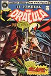 Cover for Le Tombeau de Dracula (Editions Héritage, 1973 series) #10