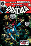 Cover for Le Tombeau de Dracula (Editions Héritage, 1973 series) #13