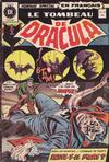Cover for Le Tombeau de Dracula (Editions Héritage, 1973 series) #15