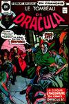 Cover for Le Tombeau de Dracula (Editions Héritage, 1973 series) #25