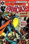 Cover for Le Tombeau de Dracula (Editions Héritage, 1973 series) #28