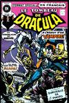 Cover for Le Tombeau de Dracula (Editions Héritage, 1973 series) #30