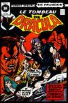 Cover for Le Tombeau de Dracula (Editions Héritage, 1973 series) #31