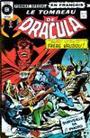 Cover for Le Tombeau de Dracula (Editions Héritage, 1973 series) #35