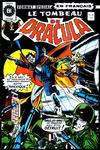 Cover for Le Tombeau de Dracula (Editions Héritage, 1973 series) #36