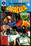 Cover for Le Tombeau de Dracula (Editions Héritage, 1973 series) #37