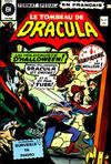 Cover for Le Tombeau de Dracula (Editions Héritage, 1973 series) #41