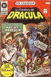 Cover for Le Tombeau de Dracula (Editions Héritage, 1973 series) #46