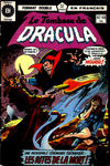 Cover for Le Tombeau de Dracula (Editions Héritage, 1973 series) #47/48