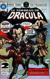 Cover for Le Tombeau de Dracula (Editions Héritage, 1973 series) #53/54