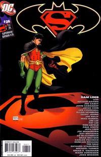 Cover Thumbnail for Superman / Batman (DC, 2003 series) #26 [Robin Cover]