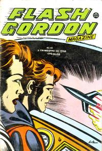 Cover Thumbnail for Flash Gordon - Magazine (Rio Gráfica Editora, 1956 series) #11