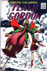 Cover Thumbnail for Flash Gordon - Magazine (Rio Gráfica e Editora, 1956 series) #71