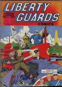 Cover Thumbnail for Liberty Guards Comics (Centaur, 1942 series) #[nn]