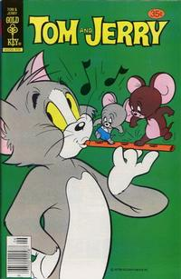 Cover Thumbnail for Tom and Jerry (Western, 1962 series) #307 [Gold Key]
