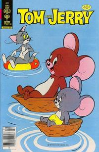 Cover Thumbnail for Tom and Jerry (Western, 1962 series) #322 [Gold Key]