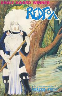 Cover Thumbnail for Redfox (Valkyrie Press, 1987 series) #12