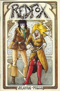 Cover Thumbnail for Redfox (Valkyrie Press, 1987 series) #15