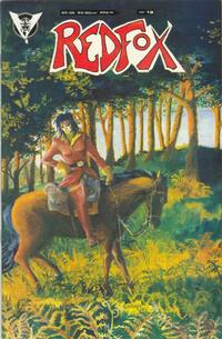Cover Thumbnail for Redfox (Valkyrie Press, 1987 series) #18