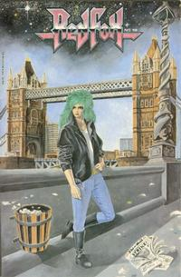 Cover Thumbnail for Redfox (Valkyrie Press, 1987 series) #19