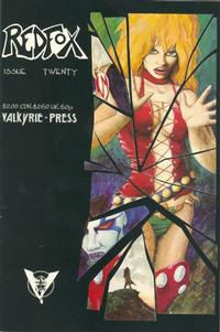 Cover Thumbnail for Redfox (Valkyrie Press, 1987 series) #20