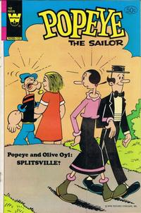 Cover Thumbnail for Popeye the Sailor (Western, 1978 series) #162