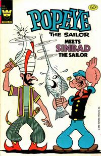 Cover Thumbnail for Popeye the Sailor (Western, 1978 series) #166