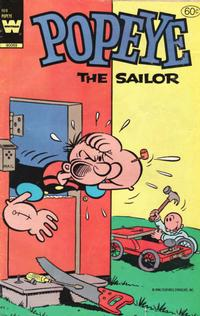 Cover Thumbnail for Popeye the Sailor (Western, 1978 series) #169