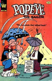 Cover Thumbnail for Popeye the Sailor (Western, 1978 series) #170