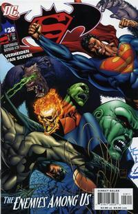 Cover Thumbnail for Superman / Batman (DC, 2003 series) #28