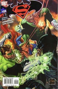 Cover Thumbnail for Superman / Batman (DC, 2003 series) #29