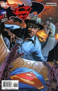 Cover Thumbnail for Superman / Batman (DC, 2003 series) #30