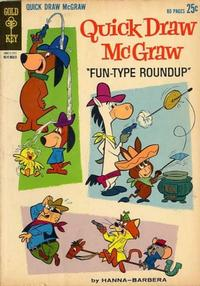 Cover Thumbnail for Quick Draw McGraw (Western, 1962 series) #12
