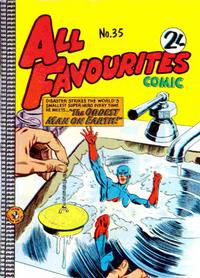 Cover Thumbnail for All Favourites Comic (K. G. Murray, 1960 series) #35