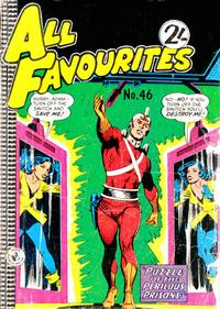 Cover Thumbnail for All Favourites Comic (K. G. Murray, 1960 series) #46