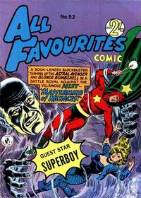 Cover Thumbnail for All Favourites Comic (K. G. Murray, 1960 series) #52
