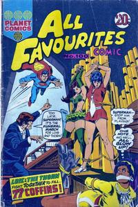 Cover Thumbnail for All Favourites Comic (K. G. Murray, 1960 series) #100