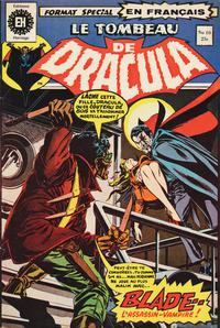 Cover Thumbnail for Le Tombeau de Dracula (Editions Héritage, 1973 series) #10