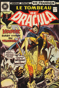 Cover Thumbnail for Le Tombeau de Dracula (Editions Héritage, 1973 series) #14