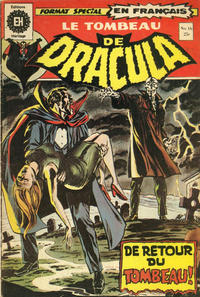 Cover Thumbnail for Le Tombeau de Dracula (Editions Héritage, 1973 series) #16