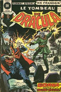 Cover Thumbnail for Le Tombeau de Dracula (Editions Héritage, 1973 series) #22