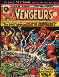 Cover Thumbnail for Les Vengeurs (Editions Héritage, 1974 series) #9