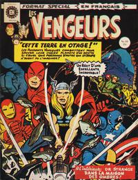 Cover Thumbnail for Les Vengeurs (Editions Héritage, 1974 series) #10